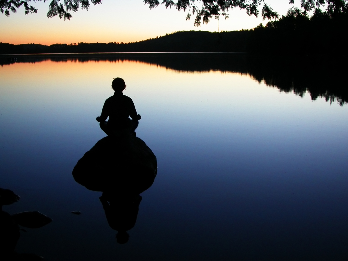 What do we mean by spiritual self-development, mindfulness and meditation?
